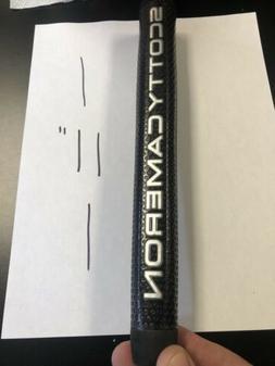 Scotty Cameron Putter Grip Matador Oversize Black W/ Grey Le