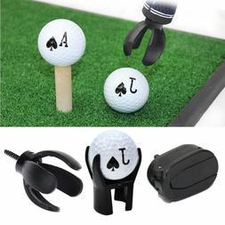 Putters 4 Prong Accessories Sucker  Grip Claw Golf Ball Retr