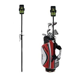 Golf Gadgets | Golf Bag Video Recording & Device Mounting Sy