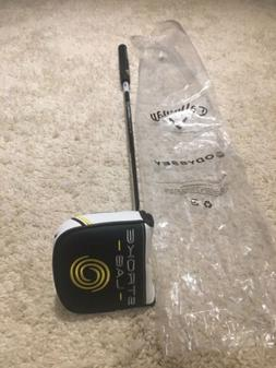 "RH Odyssey Golf 2019 Stroke Lab 2-Ball 35"" Fang Putter Overs"