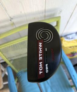 Odyssey Rossie White Hot Pro 2.0 Putter- jumbo Grip - Black