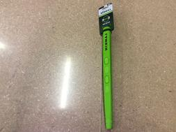 "Lamkin Sink 13"" Squared Putter Grip Neon Green Brand New!!!"