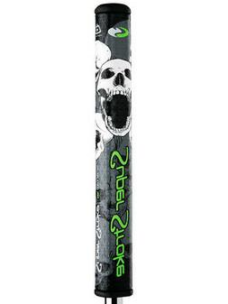 SuperStroke Slim 3.0 Putter Grip - Countercore Skulls