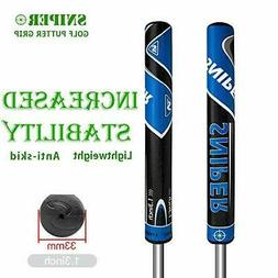Sniper Golf Clubs Grips PU Golf Putter Grips Size 1.3
