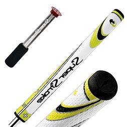 "Super Stroke Legacy Plus 3.0 SLIM 14"" Grip + 50g Counter Wei"