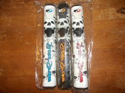 Super Stroke Putter Skull Grip CHOOSE COLOR & SIZE 2.0/3.0/5