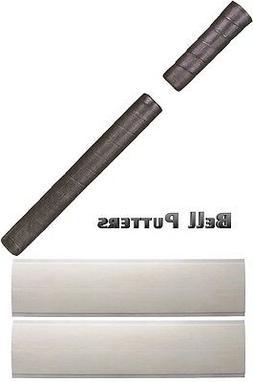 Tacki-mac 2-Piece Black Standard Belly/Side Saddle Putter Gr