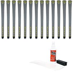SuperStroke S-Tech Golf Grip Kit with Tape/Solvent/Vise Clam