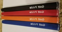 Golf Pride Tour Tradition Putter Grip - Red Black Orange Blu