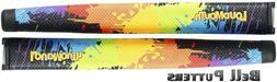 Two  Loudmouth Paintballz Oversize/Jumbo Golf Pistol Putter