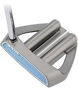 Rife Two Bar Hybrid Mallet Belly Putter