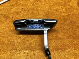 Used, LH Bionik 101 Black putter, Steel shaft, Karma grip 34