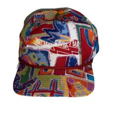 Vintage San Sun Colorful Loudmouth Raft River Roped Truckers